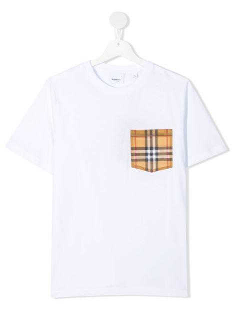 T-shirt Burberry kids BURBERRY KIDS | 8 | 8038088A1464T