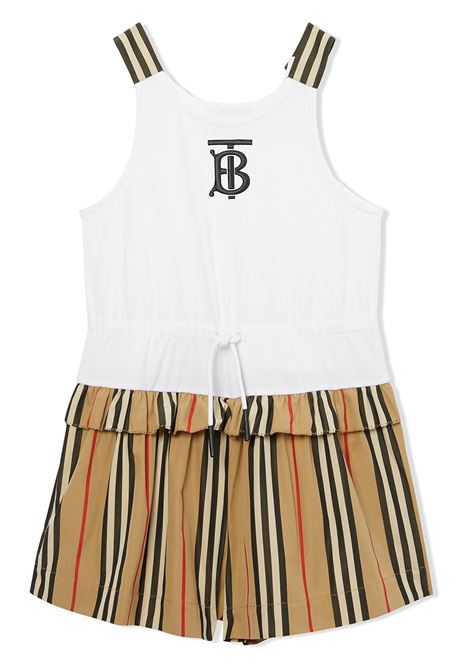 Tuta corta Burberry kids BURBERRY KIDS | 11 | 8038174A7029