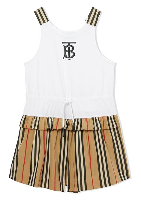 Tuta corta Burberry kids BURBERRY KIDS | 11 | 8038174A7029T