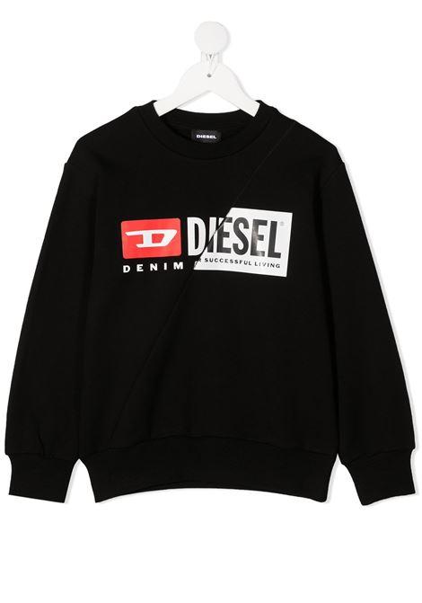 Felpa Diesel kids DIESEL KIDS | -108764232 | J000960IAJHK900