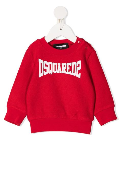 Felpa Dsquared2 kids DSQUARED2 KIDS | -108764232 | DQ0164D005UDQ405