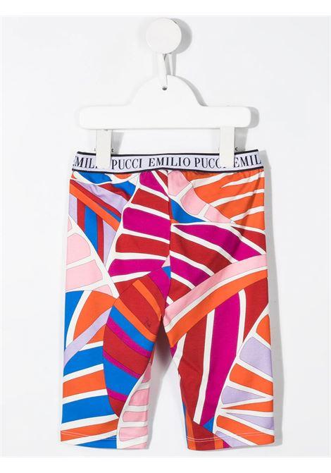Shorts Emilio Pucci kids EMILIO PUCCI KIDS | 5032265 | 9O0149OC500407AZ
