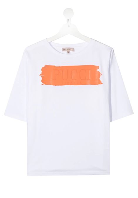 T-shirt Emilio Pucci kids EMILIO PUCCI KIDS | 8 | 9O8161OC200100