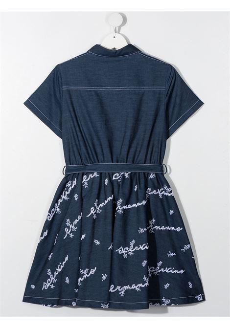Dress Ermanno Scervino Junior  ERMANNO SCERVINO JUNIOR | 11 | ESFAB005DE100WSUNI14009