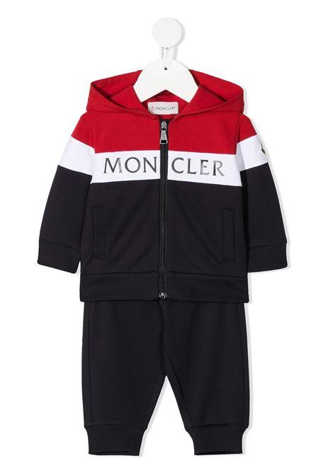 Set due pezzi Moncler Enfant MONCLER ENFANT | -108764232 | 8M74520809AC809AC