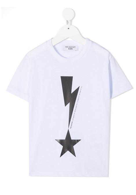 T-shirt Neil Barret kids NEIL BARRET KIDS | 8 | 027867001