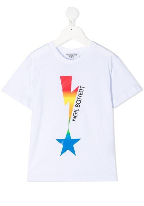 T-shirt Neil Barret kids NEIL BARRET KIDS   8   027880001