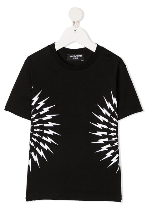 T-shirt Neil Barret kids NEIL BARRET KIDS | 8 | 027890110