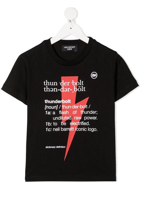 T-shirt Neil Barret kids NEIL BARRET KIDS | 8 | 027896110