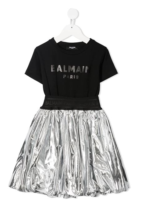 Dress Flared Balmain kids BALMAIN PARIS KIDS | 11 | 6O1191OB690930T