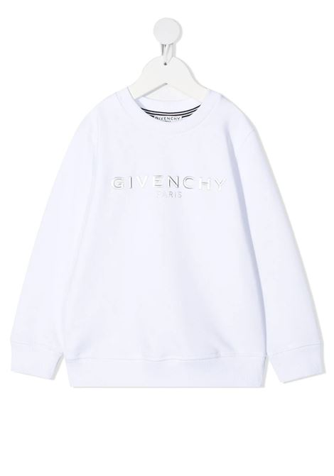 Felpa Givenchy kids GIVENCHY KIDS | -108764232 | H2524110B