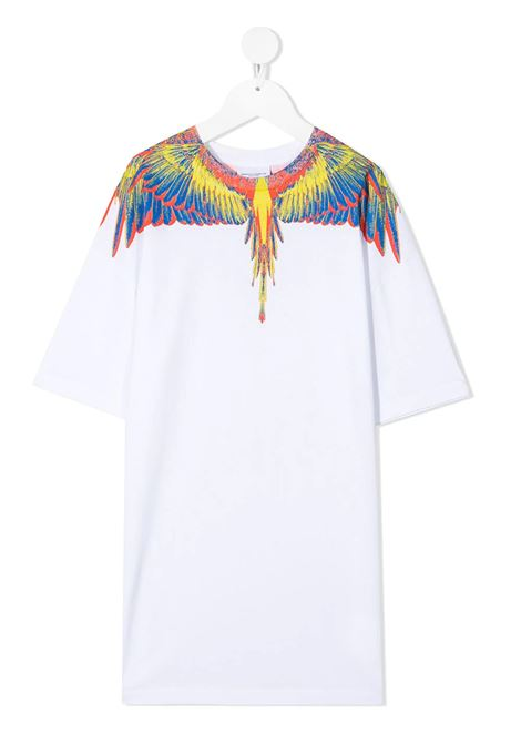 T-shirt abito Marcelo Burlon kids MARCELO BURLON KIDS | 11 | 41500010B000