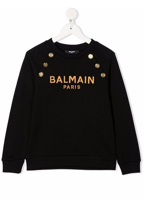Sweatshirt Balmain kids BALMAIN PARIS KIDS | -108764232 | 6P4050F0015930OR