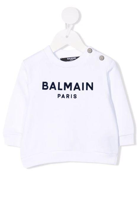 Sweatshirt Balmain kids BALMAIN PARIS KIDS | -108764232 | 6P4A10Z0002100BL