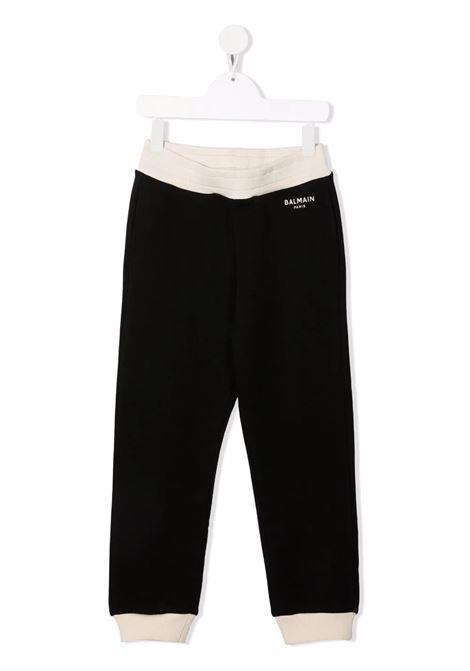 Pantalone Balmain kids BALMAIN PARIS KIDS   9   6P6567Z0001930BGT