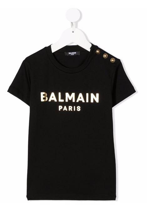 T-shirt Balmain kids BALMAIN PARIS KIDS | 8 | 6P8101J0006930
