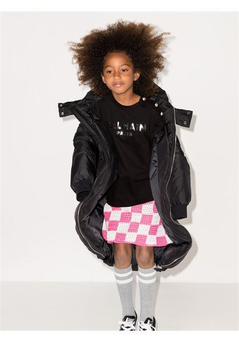 T-shirt Balmain kids  BALMAIN PARIS KIDS | 8 | 6P8111J0006930