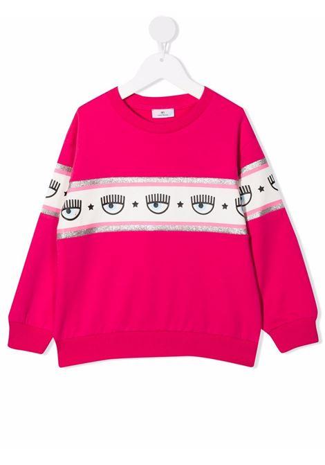 Sweatshirt Chiara Ferragni kids CHIARA FERRAGNI KIDS | -108764232 | 59861580720097