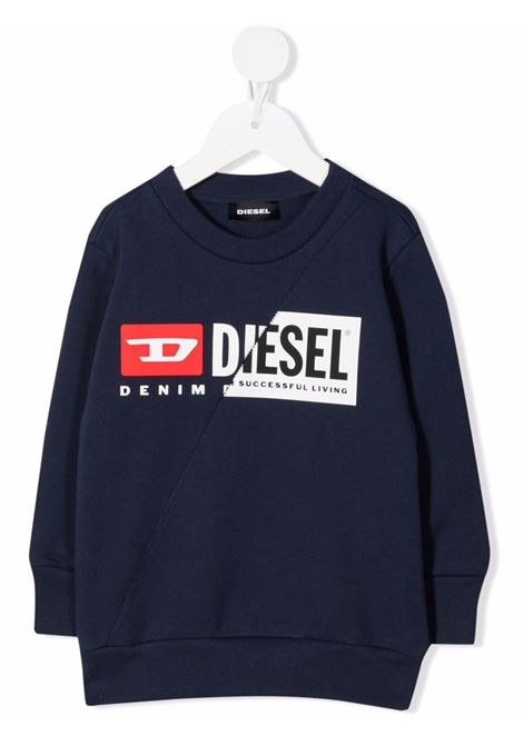 Felpa Diesel kids DIESEL KIDS | -108764232 | 00K28R0IAJHK8AT