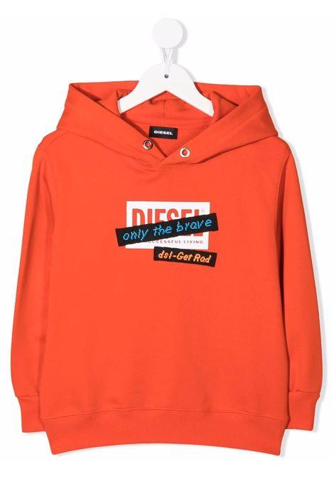 Sweatshirt Diesel kids  DIESEL KIDS | -108764232 | J002590IAJHK437