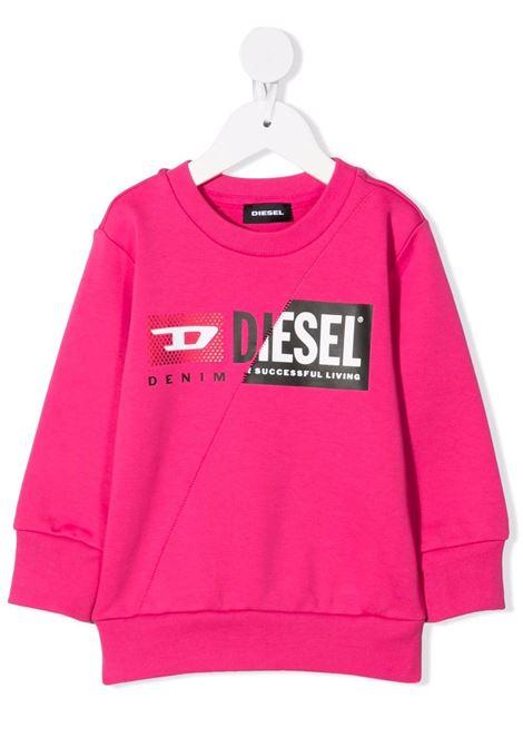 Sweatshirt Diesel kids  DIESEL KIDS | -108764232 | K001080IAJHK369