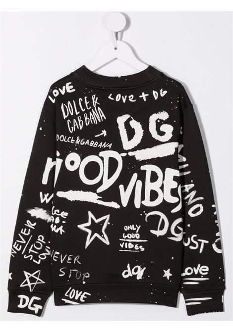 Felpa Dolce & Gabbana kids DOLCE&GABBANA KIDS | -108764232 | L4JW0KG7BJQN0000