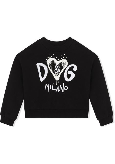 Felpa Dolce & Gabbana kids DOLCE&GABBANA KIDS | -108764232 | L5JW4PG7BBUHN3EP