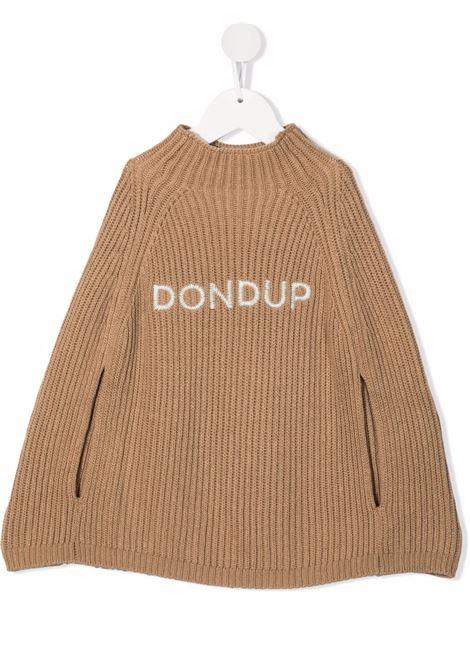 Poncho Dondup kids DONDUP KIDS | 1 | DFMA43FL116YD0066017