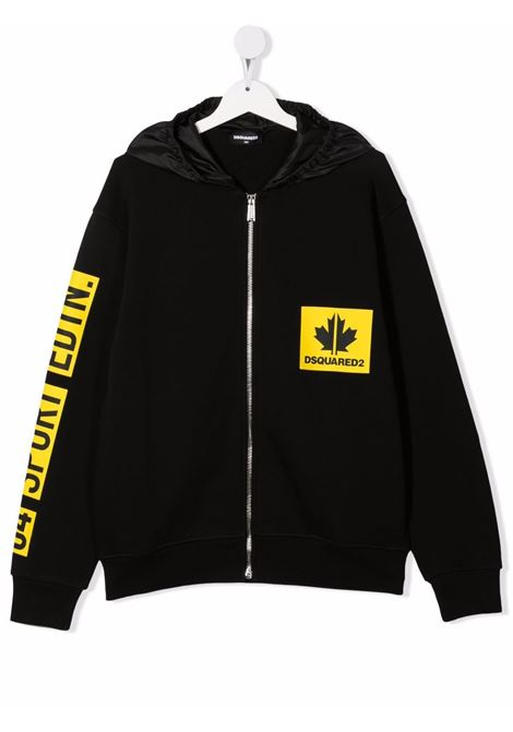 Sweatshirt with print DSQUARED2 KIDS | -108764232 | DQ0291D00J7DQ900T