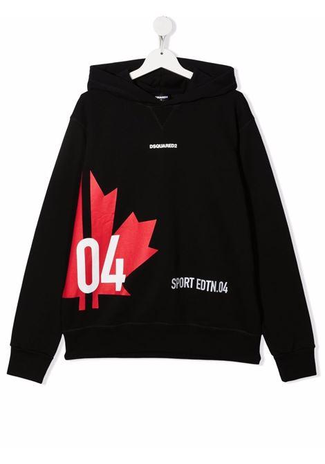 Sweatshirt Dsquared2 kids DSQUARED2 KIDS | -108764232 | DQ0299D006KDQ900T