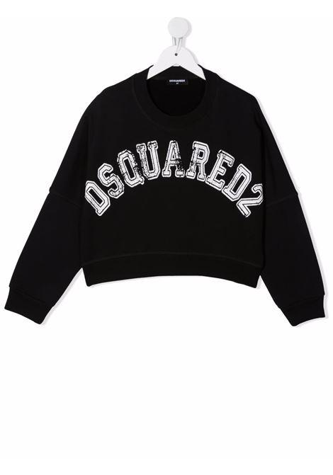 Sweatshirt Dsquared2 kids DSQUARED2 KIDS | -108764232 | DQ0433D008FDQ900