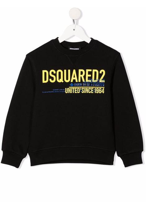Sweatshirt Dsquared2 kids DSQUARED2 KIDS | -108764232 | DQ0530D00G4DQ900