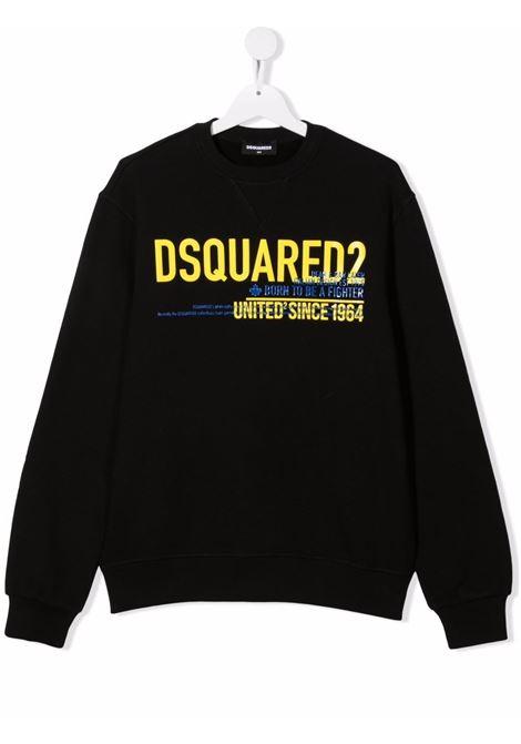 Sweatshirt Dsquared2 kids DSQUARED2 KIDS | -108764232 | DQ0530D00G4DQ900T