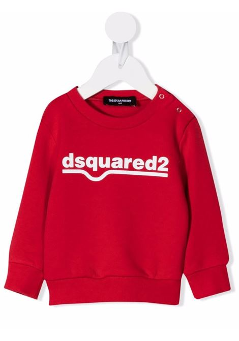 Sweatshirt Dsquared2 kids DSQUARED2 KIDS | -108764232 | DQ0560D002GDQ405