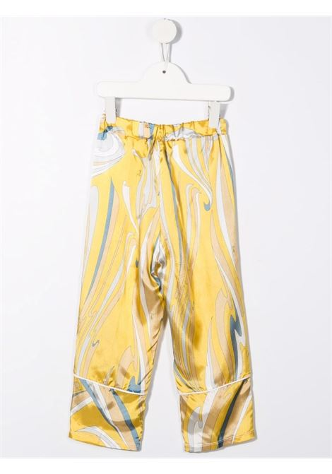 Pantalone Emilio Pucci kids EMILIO PUCCI KIDS   9   9P6180S0034203BL