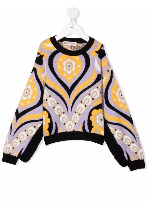 Sweater Emilio Pucci kids EMILIO PUCCI KIDS | 1 | 9P9030X0006203