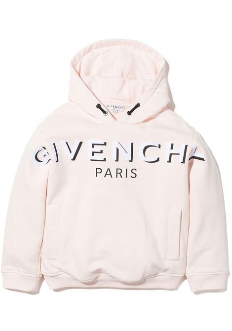 Felpa Givenchy kids GIVENCHY KIDS | -108764232 | H15223ROSA