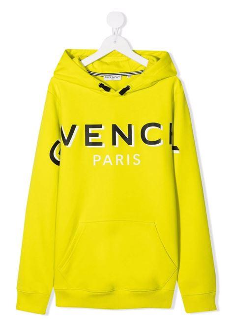Felpa Givenchy kids GIVENCHY KIDS | -108764232 | H25275ANICE
