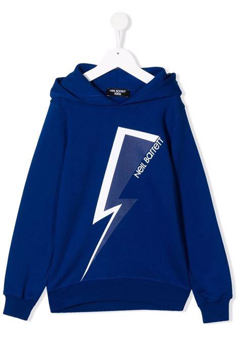 Sweatshirt Neil Barret kids NEIL BARRET KIDS | -108764232 | 028957BLU