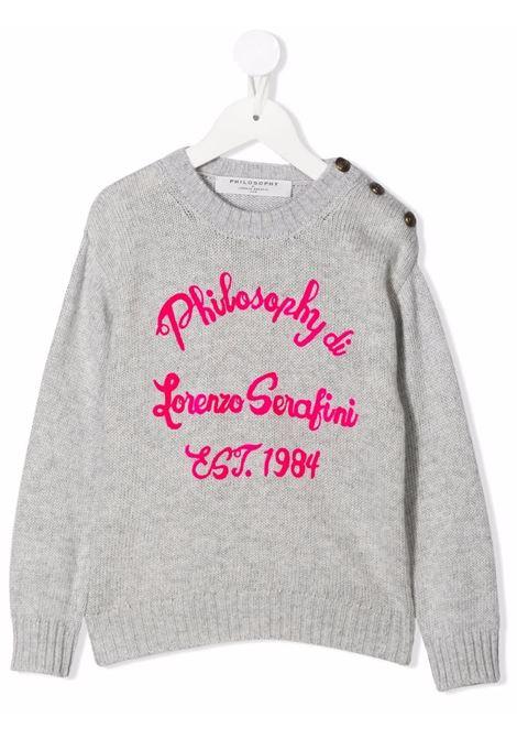 Maglione Philosophy kids PHILOSOPHY KIDS   1   PJMA36FL07YP0315031