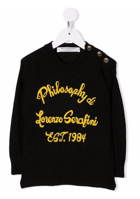Sweater Philosophy kids PHILOSOPHY KIDS   1   PJMA36FL07YP031N041