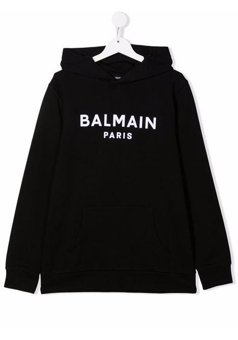 Felpa Balmain kids BALMAIN PARIS KIDS | -108764232 | 6P4540Z0002930BCT