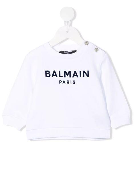 Sweatshirt Balmain kids BALMAIN PARIS KIDS | -108764232 | 6P4A10Z0002100NE