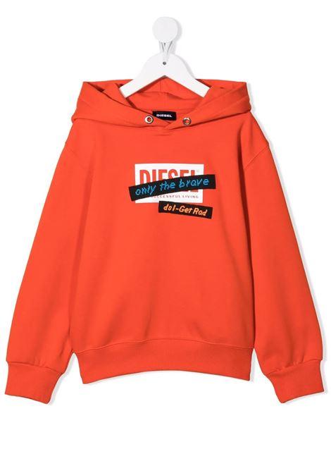 Sweatshirt Diesel kids  DIESEL KIDS | -108764232 | J002590IAJHK437T