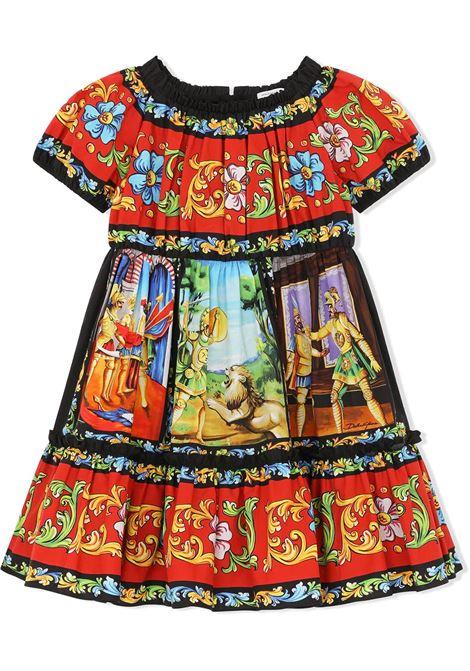 Dress Dolce & Gabbana kids  DOLCE&GABBANA KIDS | 11 | L52DC9G7WLNHH88D
