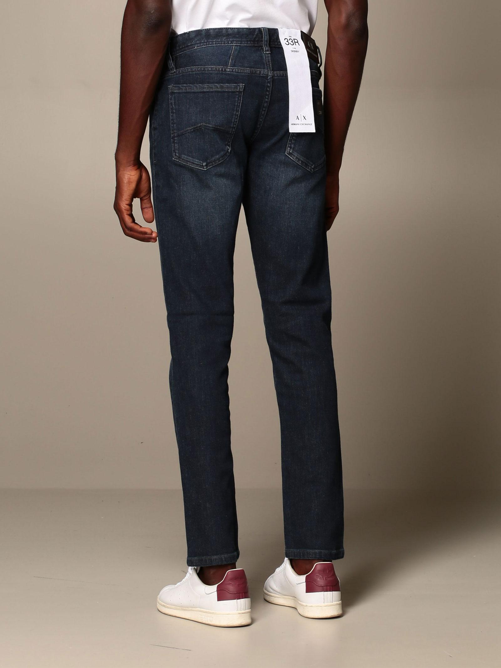 JEANS ARMANI EXCHANGE ARMANI EXCHANGE | Jeans | 8NZJ14-Z1A3Z1500