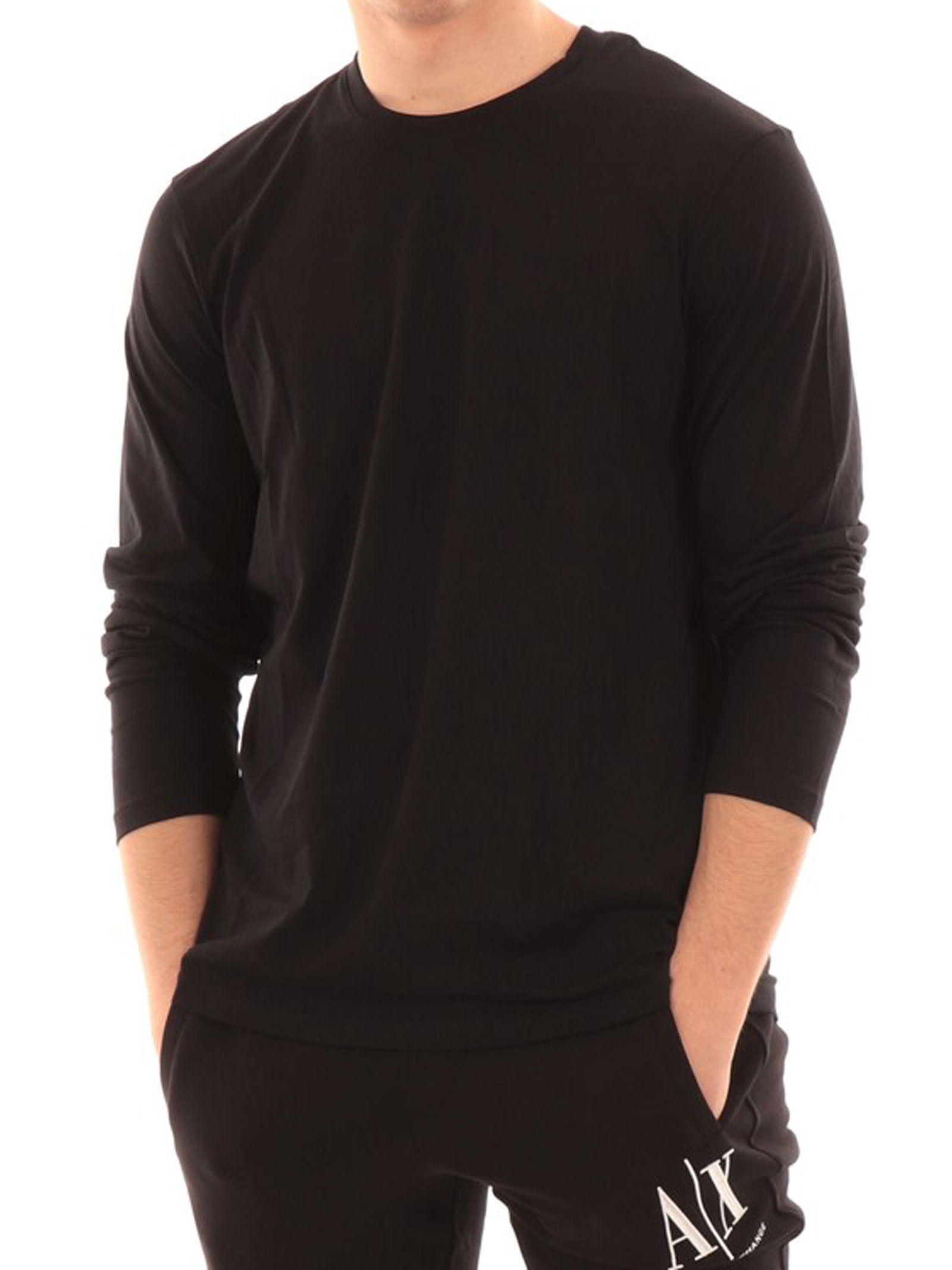 MAGLIA ARMANI EXCHANGE ARMANI EXCHANGE   T-shirt   8NZM77-ZJA5Z1200