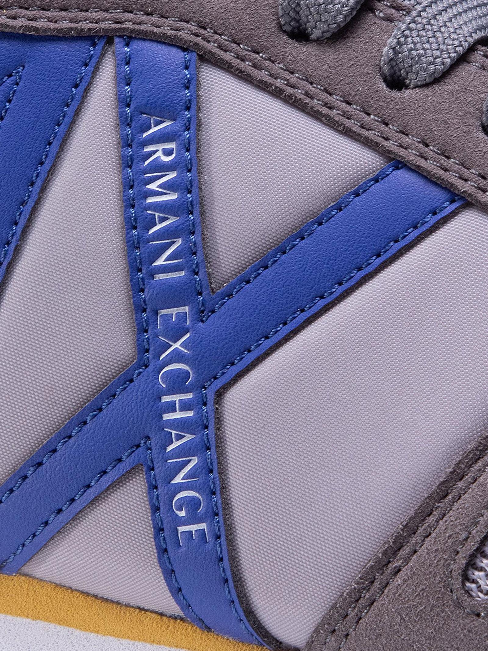 SNEAKERS ARMANI EXCHANGE ARMANI EXCHANGE   Scarpe   XUX017-XCC68K497