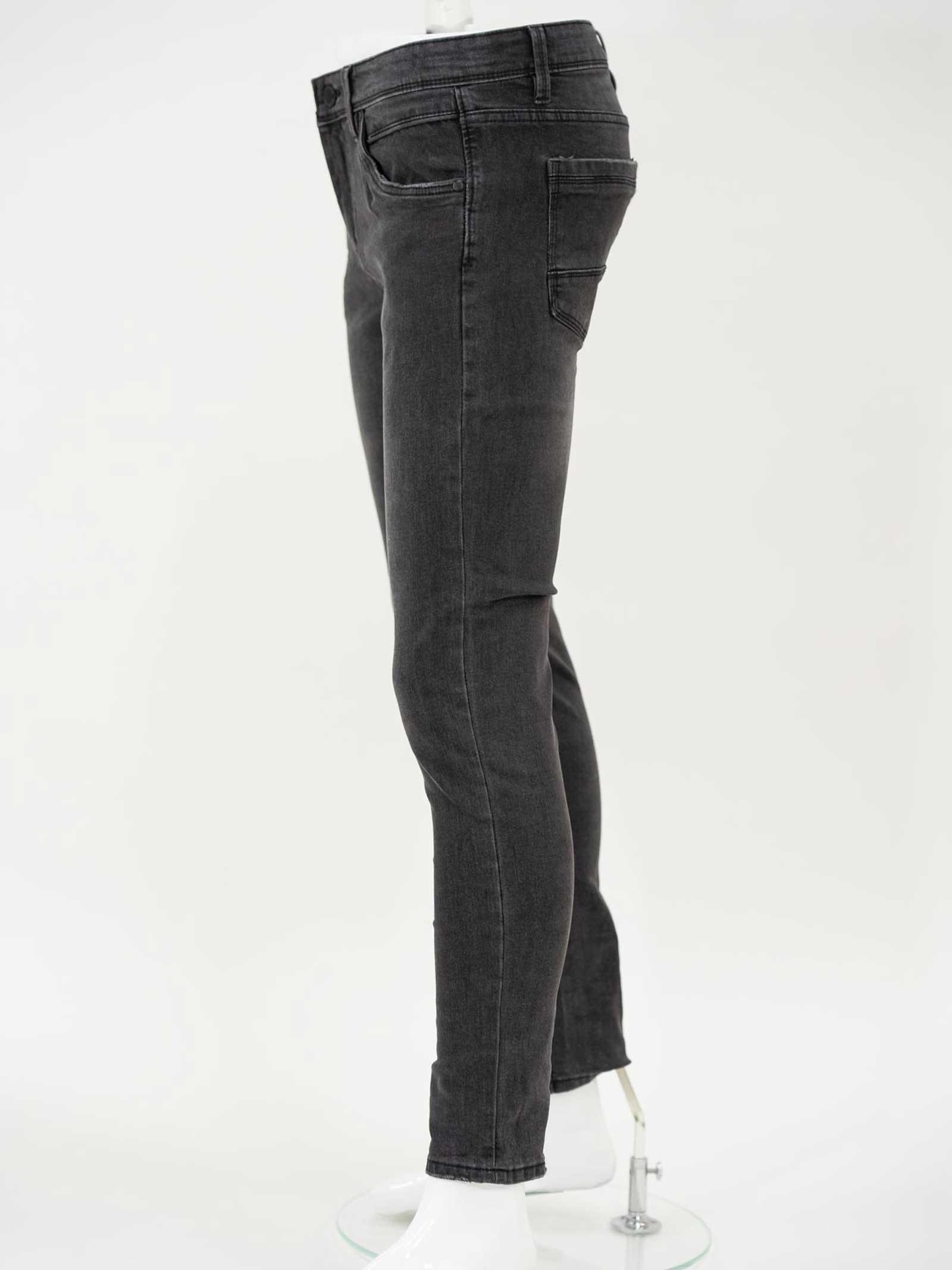 JEANS UOMO BUGER | Jeans | BGM19NRBLACK