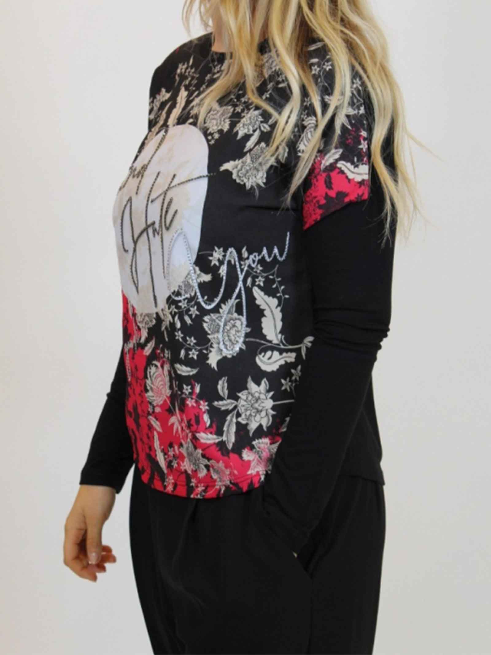 MAGLIA DONNA GAUDì   T-shirt   021BD640552001
